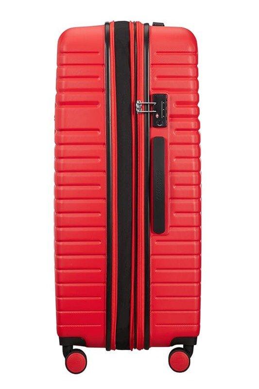 Duża walizka AMERICAN TOURISTER 61G czerwona AERO RACER