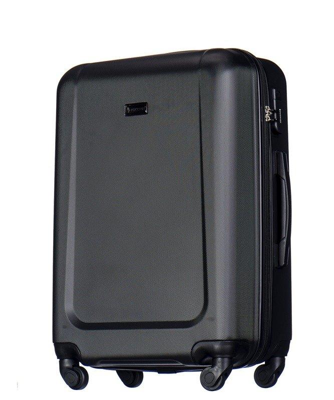 0f0820ab92708 Duża walizka PUCCINI ABS04 Ibiza czarna - Opinie, Kup teraz Online