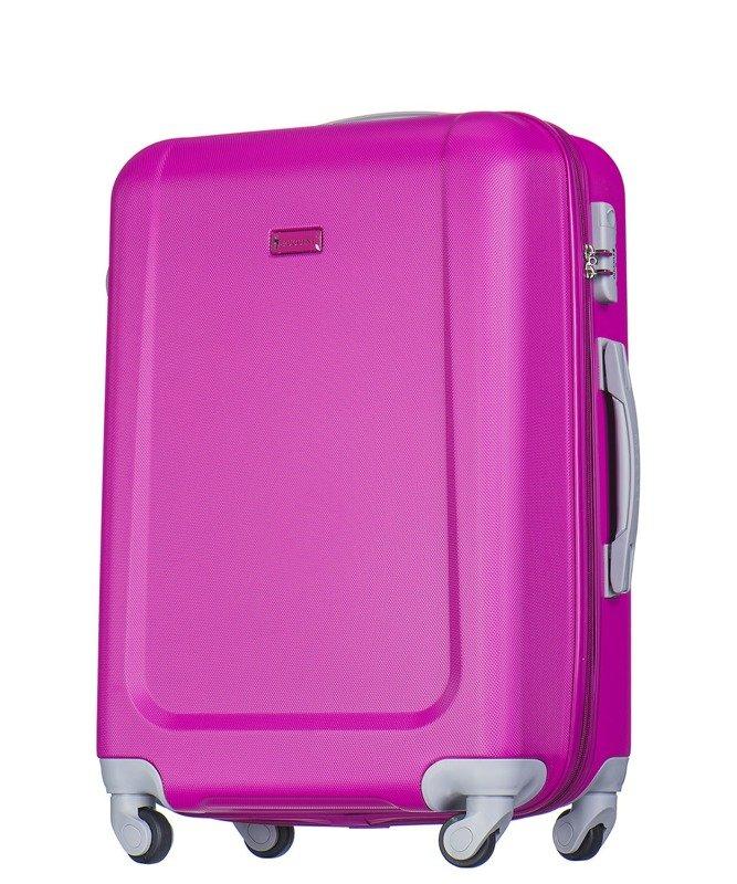 405761fd41f28 Duża walizka PUCCINI ABS04 Ibiza różowa - Opinie, Kup teraz Online