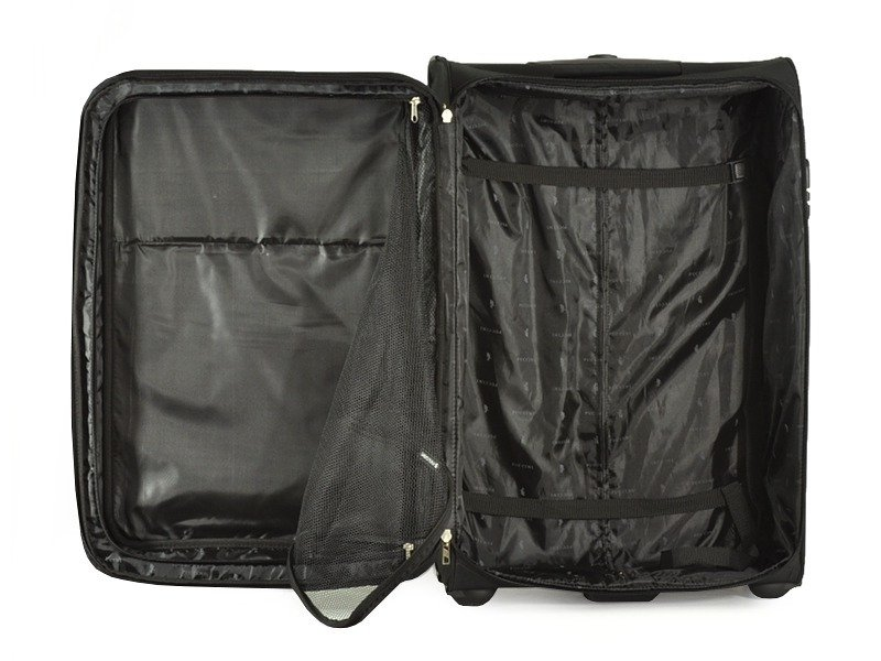 2a8054ea05e1d Duża walizka PUCCINI EM-50307 Camerino czarna - Opinie, Kup teraz Online
