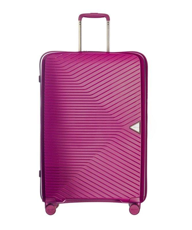 6a120639fe09e Duża walizka PUCCINI PP014 A Denver różowa - Opinie, Kup teraz Online