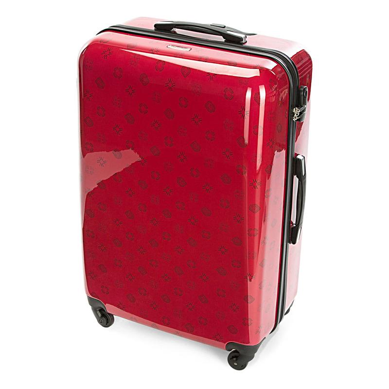 8b4eca484f12b Duża walizka WITTCHEN 56-3A-333 czerwona - Opinie, Kup teraz Online