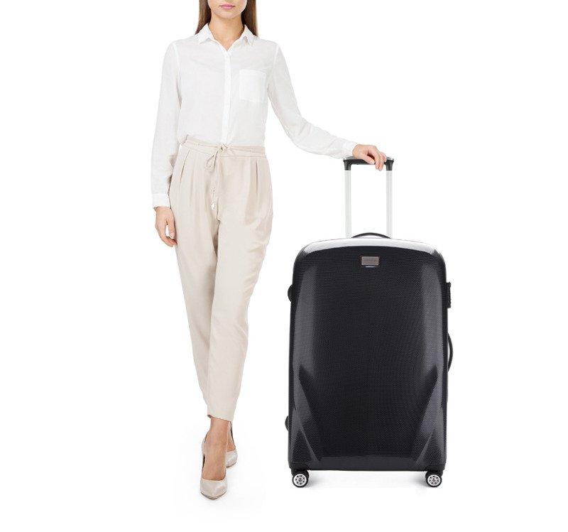 0fe3791180a6b ... Duża walizka WITTCHEN 56-3P-573 czarna Kliknij, aby powiększyć ...