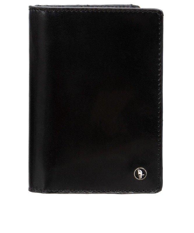 Etui na dokumenty PUCCINI AR-1595 czarne