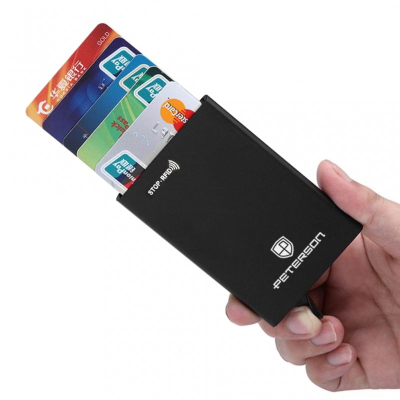 Etui-na-karty-kredytowe-PETERSON-601-RFID-czarne-15607_1