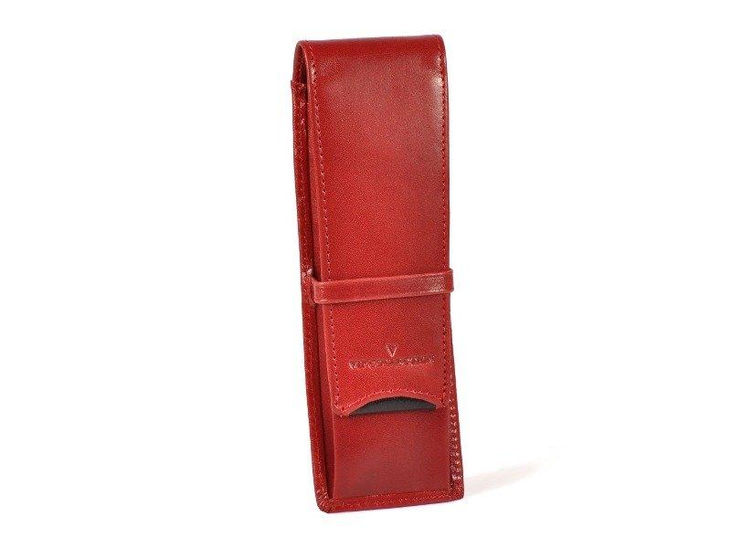 baab41f6f2cf6 Etui na pióro długopisy VIP V05-02-078 czerwone - Opinie