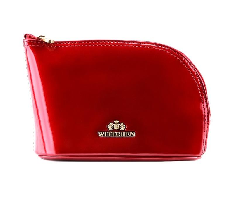 Kosmetyczka damska WITTCHEN 25-3-275 czerwona