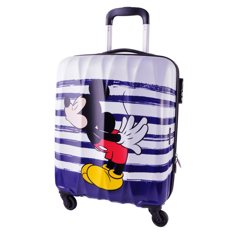 Mała walizka AMERICAN TOURISTER 19C Disney Legends MICKEY KISS