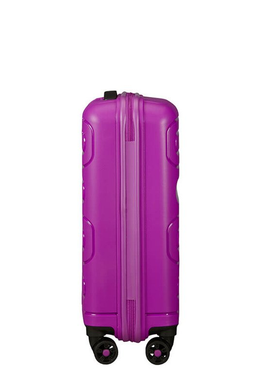 Mała walizka AMERICAN TOURISTER Sunside 51G fioletowa