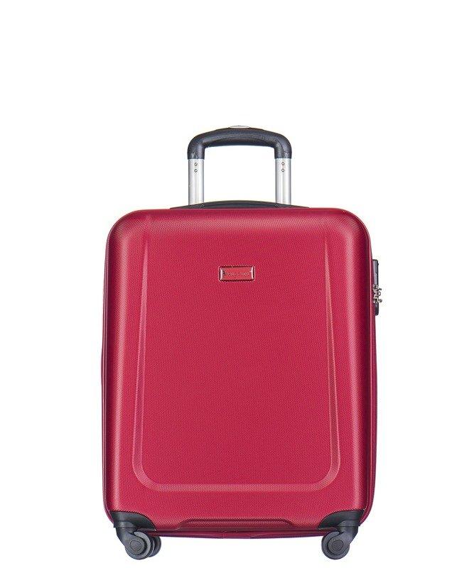 ed3035d5d588c Mała walizka PUCCINI ABS04 Ibiza czerwona - Opinie, Kup teraz Online