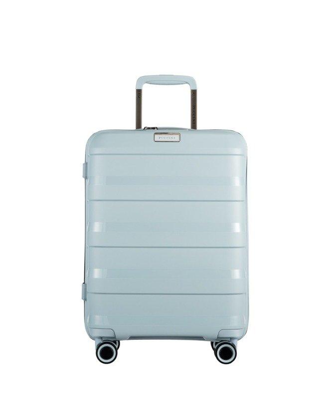 Mała walizka PUCCINI PP015 C Montreal błękitna