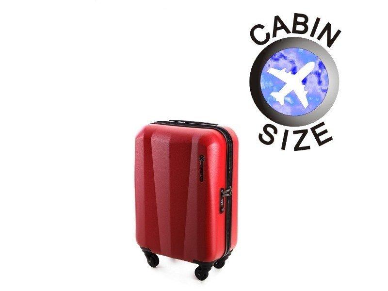 ab6469484b8fb Mała walizka WITTCHEN 56-3-511 czerwona - Opinie, Kup teraz Online
