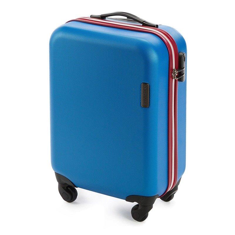 8ea424b2840cf Mała walizka WITTCHEN 56-3-610 niebieska - Opinie, Kup teraz Online