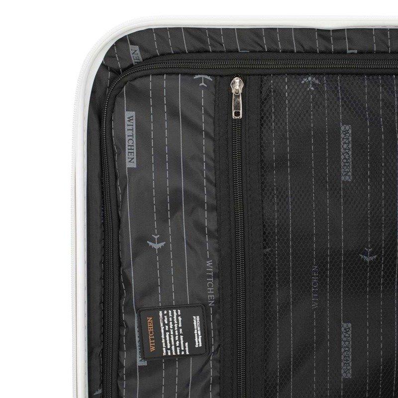 eed62755b2dbb ... Mała walizka WITTCHEN 56-3A-311 biała Kliknij, aby powiększyć ...