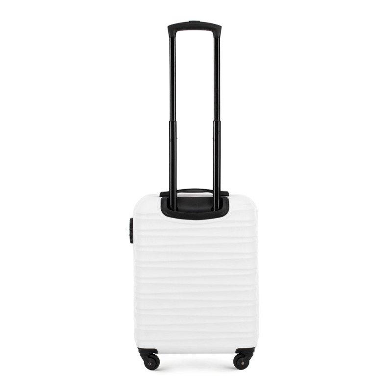 2452823ea1fc0 ... Mała walizka WITTCHEN 56-3A-311 biała Kliknij, aby powiększyć