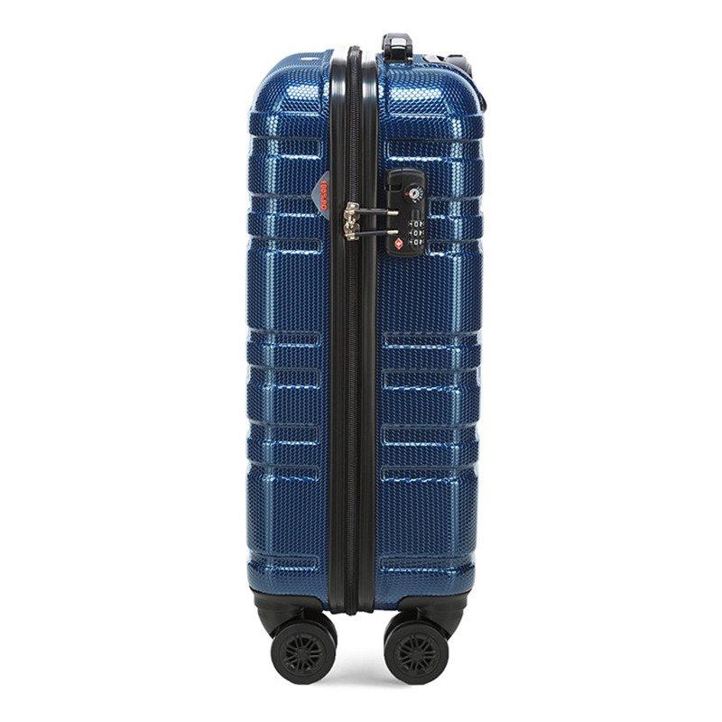 Mała walizka WITTCHEN 56-3P-881 granatowa