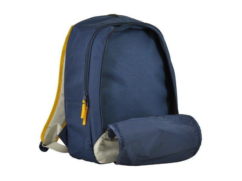 6e2a2ad92 ... Plecak KAPPA Backpack 10 granatowo-szary Kliknij, aby powiększyć ...