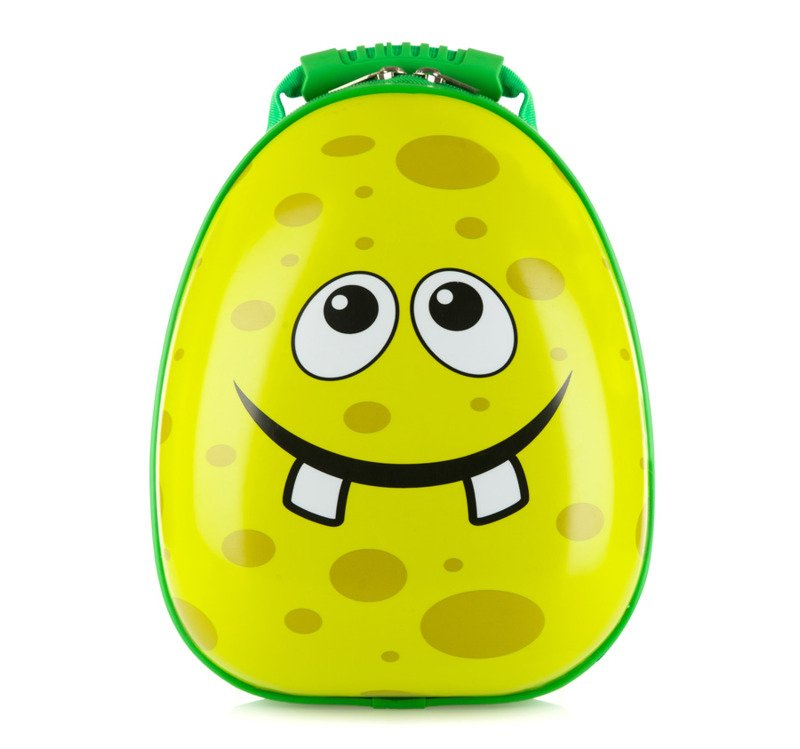 Plecak dzieciecy WITTCHEN zielony