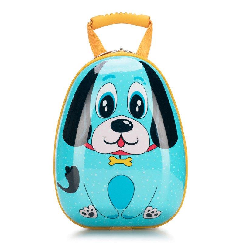 Plecak dziecięcy WITTCHEN 56-3K-005 piesek
