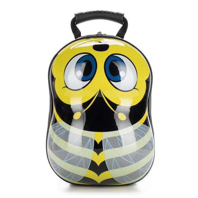 Plecak dziecięcy WITTCHEN 56-3K-005 pszczółka