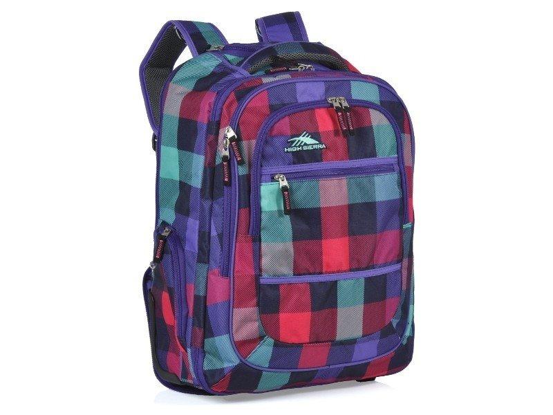 Plecak-na-kolach-HIGH-SIERRA-X50-017-krata-fioletowe-zamki-7108_5