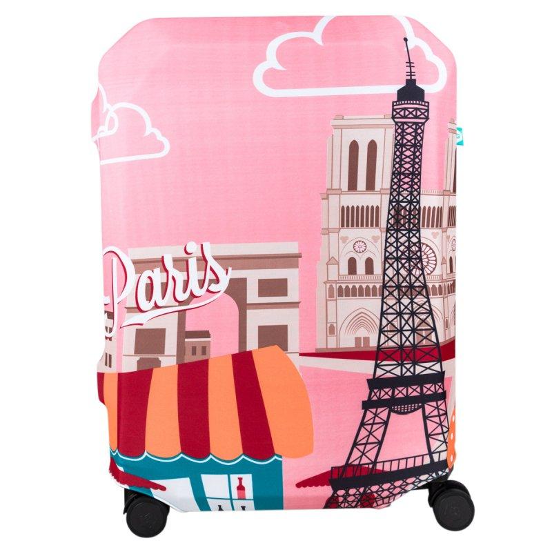 f46d2f984a80b Pokrowiec na dużą walizkę BG Berlin Paris - Opinie, Kup teraz Online