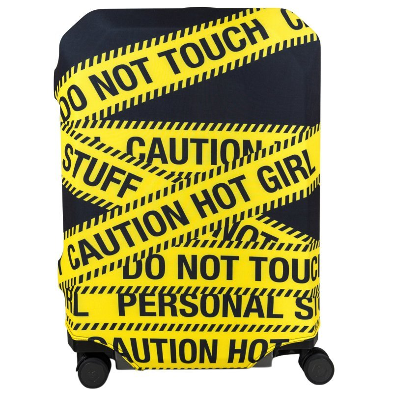Pokrowiec na małą walizkę BG Berlin Caution