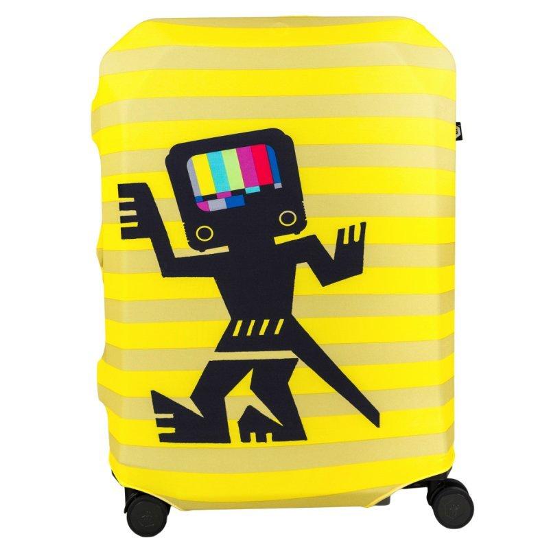 Pokrowiec na małą walizkę BG Berlin Caveman