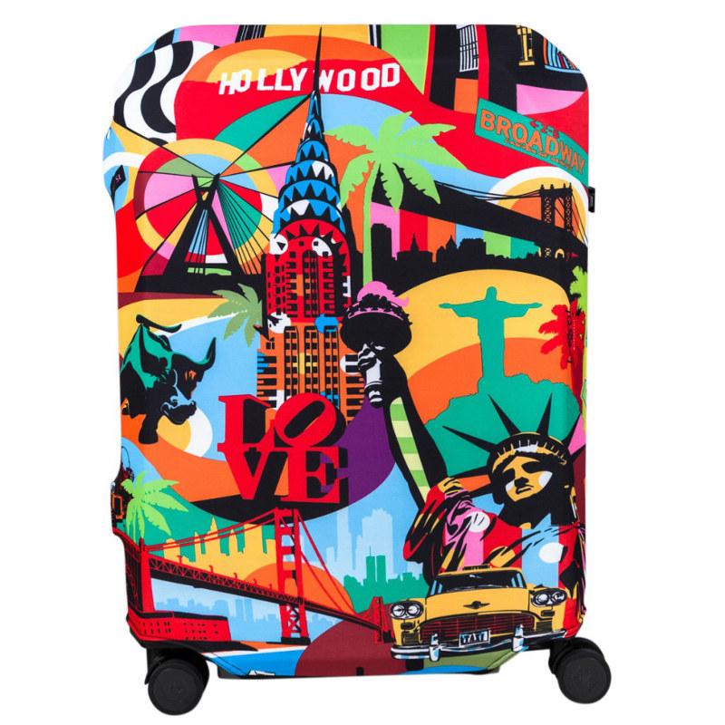 Pokrowiec na małą walizkę BG Berlin Lobo American Way