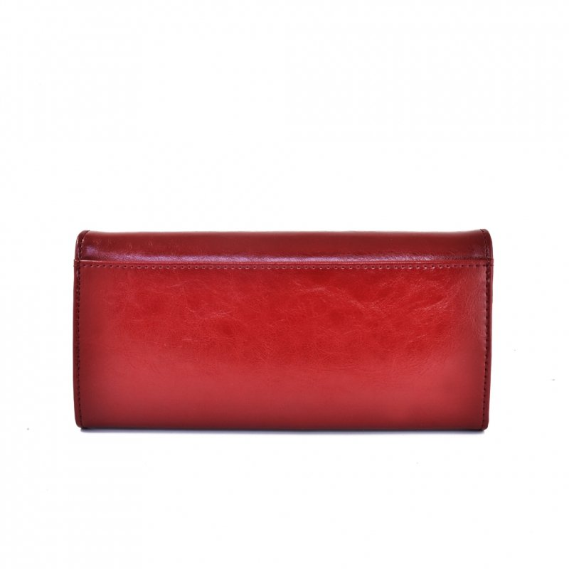 2865f9ac17736 Portfel damski PETERSON RFID PL-467 czerwony - Opinie