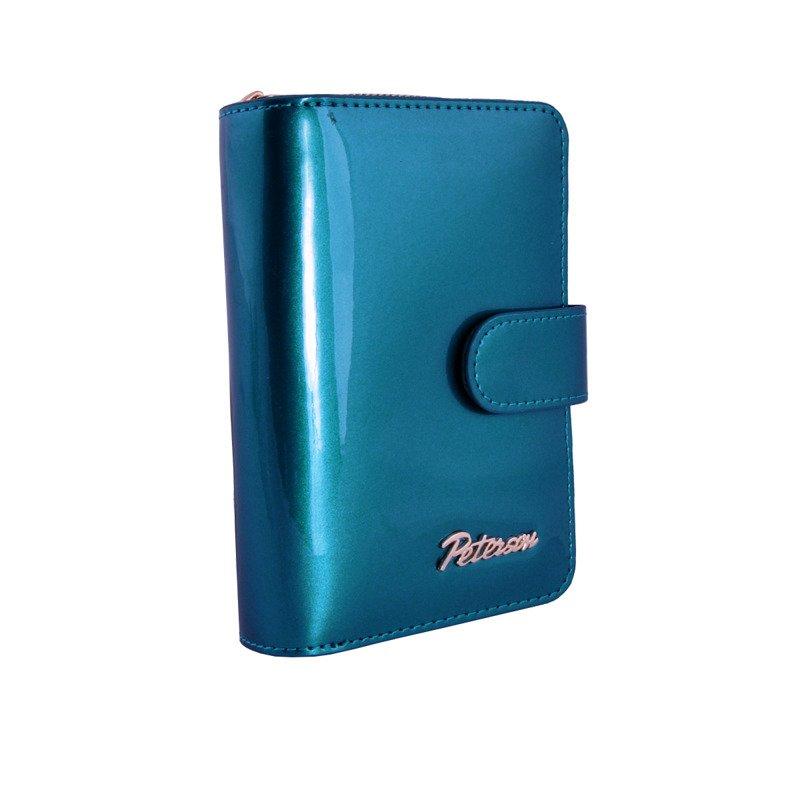 Portfel-damski-PETERSON-RFID-BC-602-turkusowy-16006_1