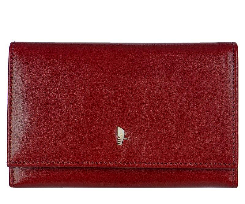0f1e819eef812 Portfel damski PUCCINI MU-1959 czerwony - Opinie, Kup teraz Online