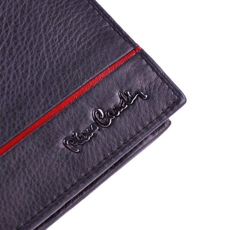 Portfel-meski-PIERRE-CARDIN-SAHARA-TILAK-8806-RFID-czarny-z-czerwonym-paskiem-14304_3