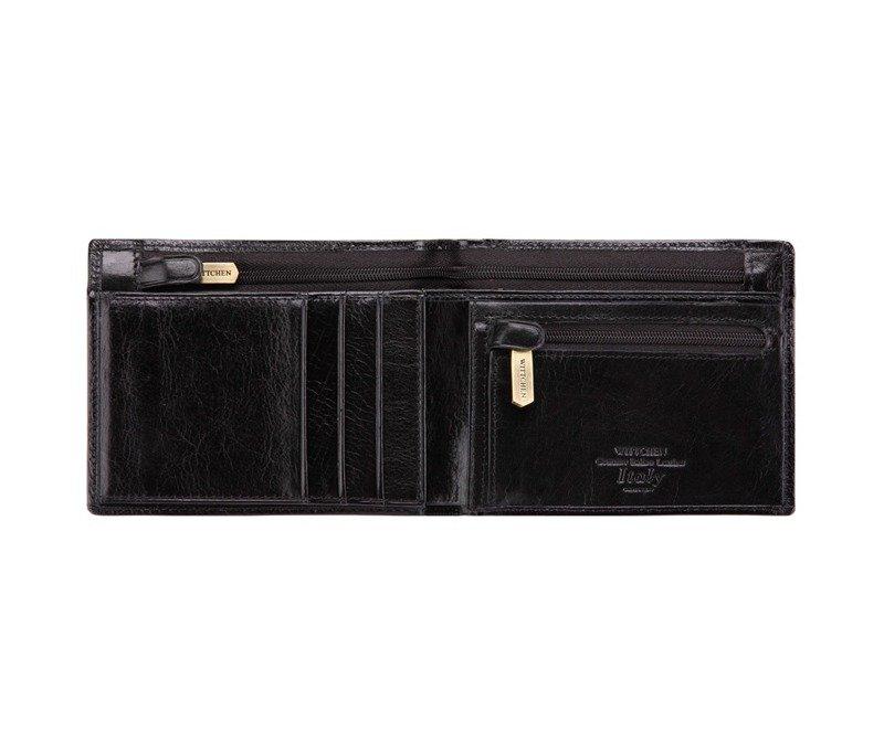 e71419f79c598 Portfel męski WITTCHEN 21-1-040 RFID czarny - Opinie