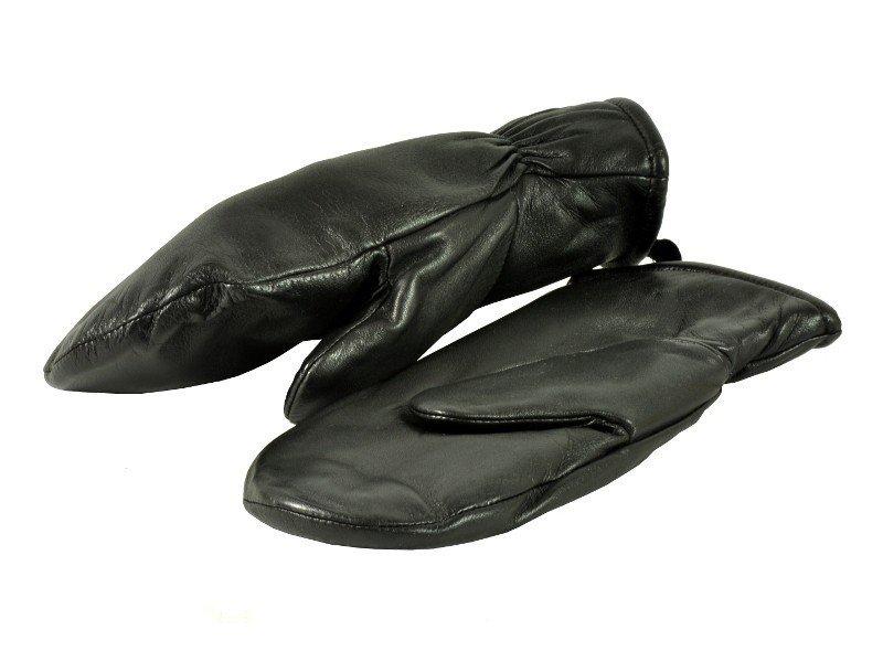 Rękawiczki męskie PUCCINI M-100 czarne