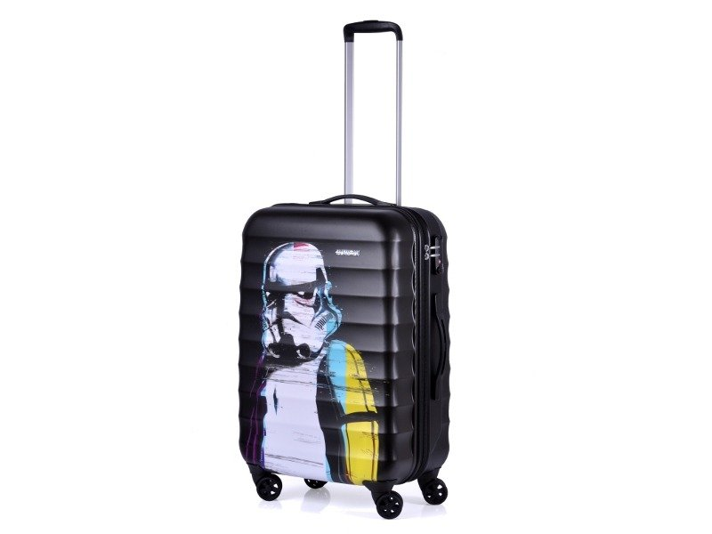 Średnia walizka AMERICAN TOURISTER 26C Palm Valley STAR WARS