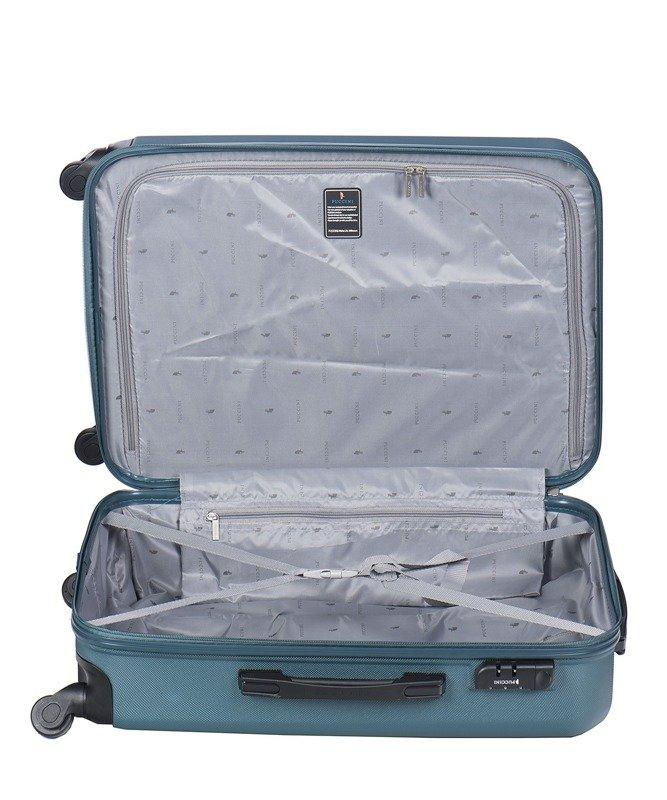 Wnętrze walizki PUCCINI ABS04 Ibiza