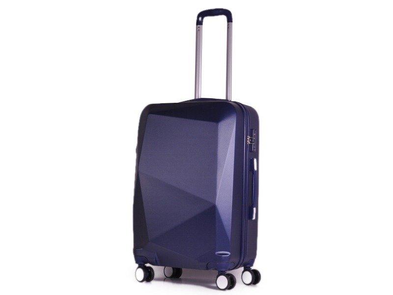 3fc6324468c91 Średnia walizka SUMATRA 1011B 5G granatowa CASSO - Opinie, Kup teraz ...