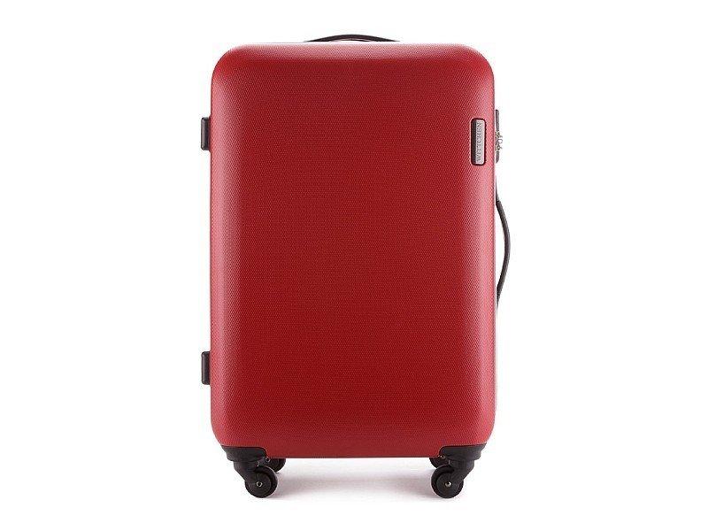 1e064a460cdf7 Średnia walizka WITTCHEN 56-3-612 czerwona - Opinie, Kup teraz Online