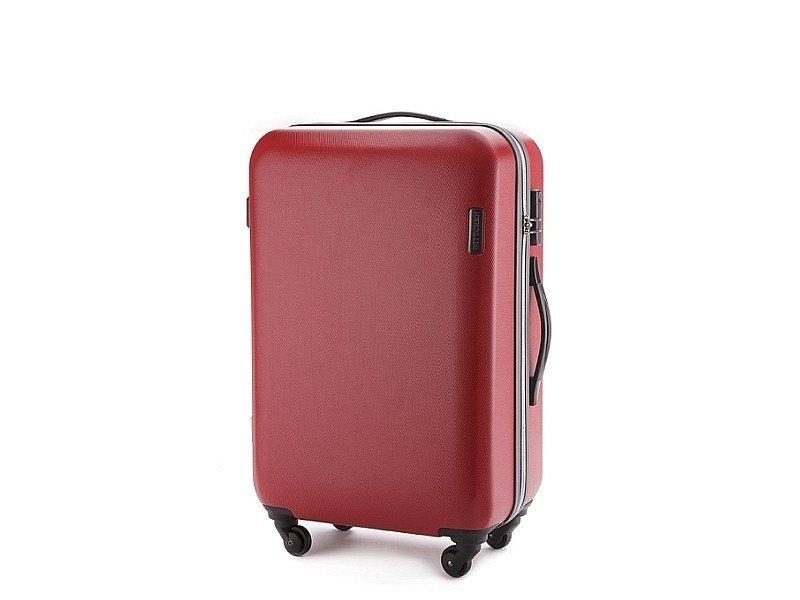 144a7b5b5ca45 Średnia walizka WITTCHEN 56-3-612 czerwona - Opinie, Kup teraz Online