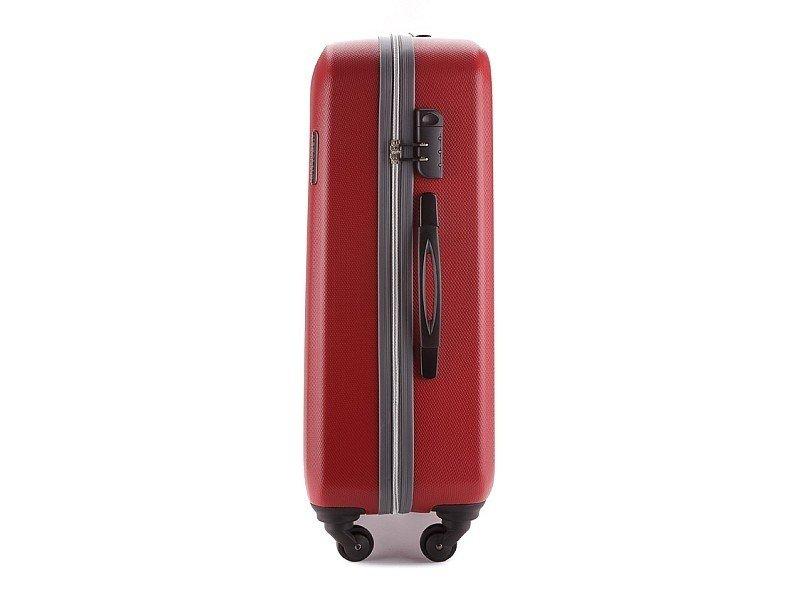 043f9d9d60400 ... Średnia walizka WITTCHEN 56-3-612 czerwona Kliknij, aby powiększyć ...