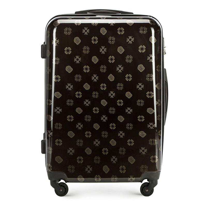 c7fb4a9bb5c00 Średnia walizka WITTCHEN 56-3A-332 czarna - Opinie, Kup teraz Online