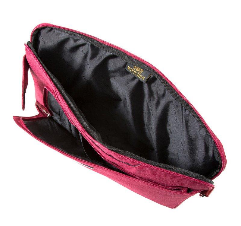 eea811862ca3e Torba/Torba na laptop WITTCHEN 82-4P-590 czerwona | TORBY \ Torby ...