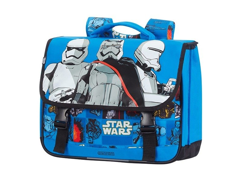 Torba młodzieżowa  AMERICAN TOURISTER 27C New Wonder STAR WARS