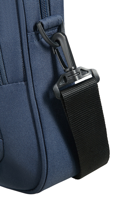 "Torba na laptopa AMERICAN TOURISTER At Work granatowa 13.3""-14.1"""