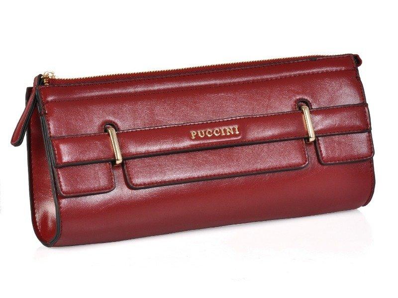 Torebka kopertowa PUCCINI BT25251 czerwona