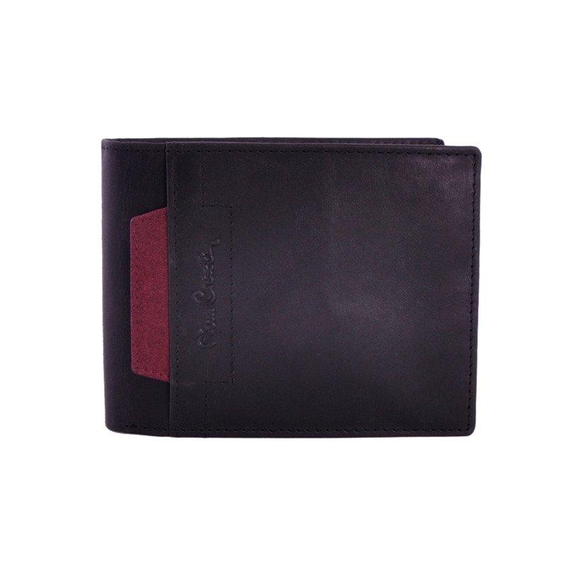 1e1a743c62fa4 Kliknij, aby powiększyć; Zestaw prezentowy męski PIERRE CARDIN ZG-47 czarny  - portfel + pasek Kliknij, aby powiększyć ...