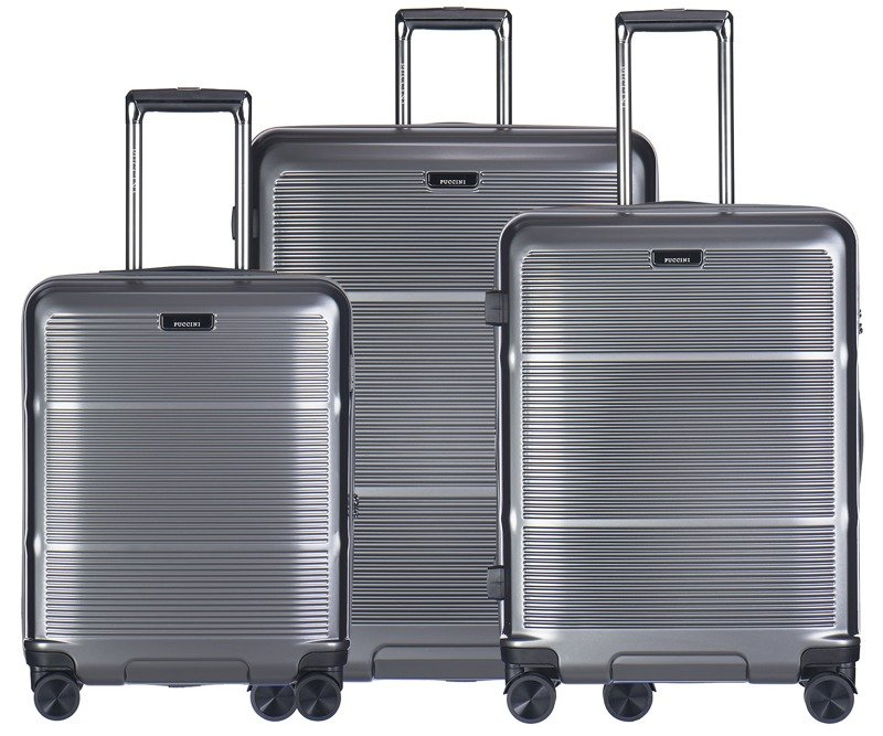 c595415d45869 Zestaw trzech walizek puccini vienna szary walizki zestawy jpg 800x667 Walizek  puccini